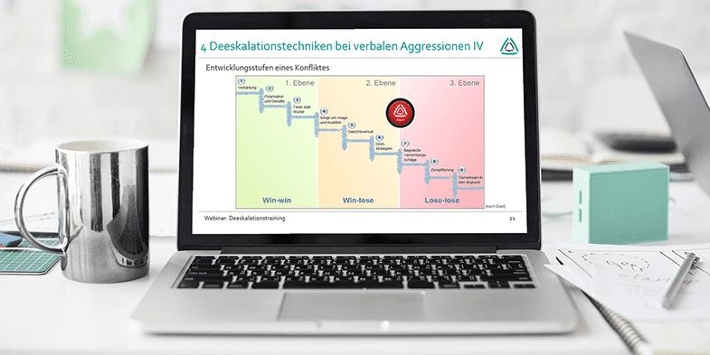Stiller Alarm - Deeskalationstraining Webinar