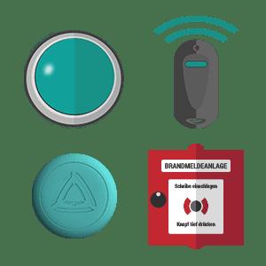 Stiller Alarm Optional Hardware