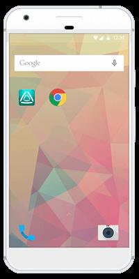 Stiller Alarm Mobile App - Aktiver Alarm - Schritt 1: Öffnen Sie die Stiller Alarm App.