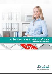 Stiller Alarm Brochure english Thumbnail