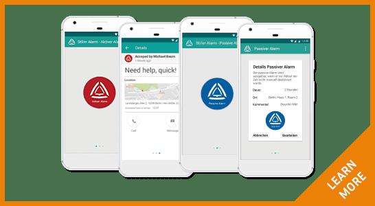 Stiller Alarm mobile select