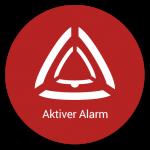 STA_Roter Button_Aktiver Alarm